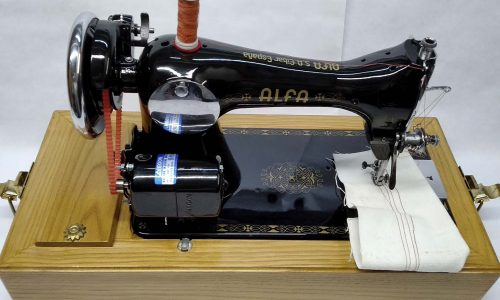Alfa capota y cajon con motor